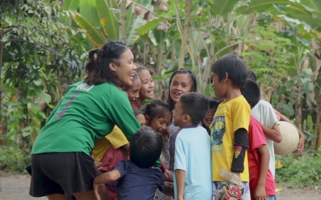 Davao, Philippines – Amitié au lieu des jeux vidéo